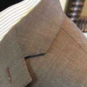Calvin Klein 46L Men's Suit